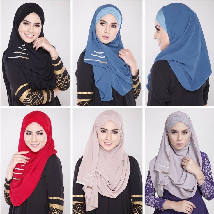 Stylish Elastic Hijab //Price: $30.00 & FREE Shipping //     #hashtag3