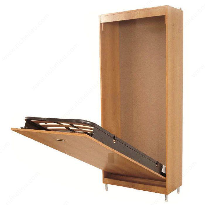 Découvrez la plus vaste sélection de Gamme de lits escamotables telle que Mécanisme pour lit escamotable vertical sur richelieu.com, le guichet unique de l'industrie des fabricants de cuisines et d'ébénisteries résidentielles et commerciales