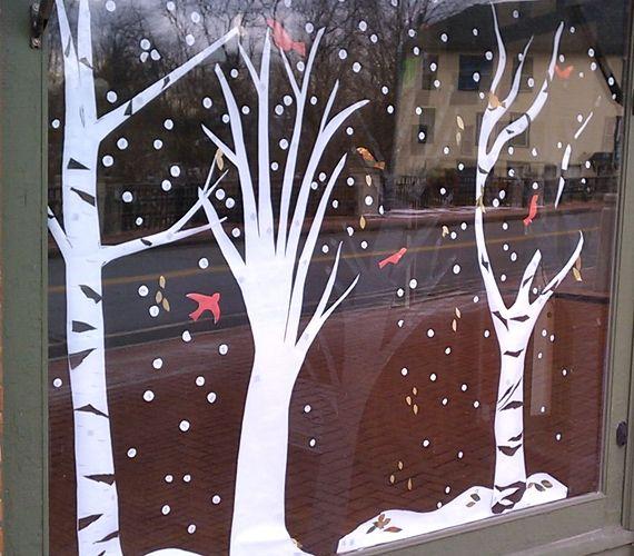 7 álomszép karácsonyi ablakdísz, amit te is könnyen elkészíthetsz | femina.hu
