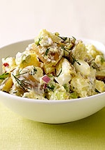 This American Potato Salad is only 3 weight watchers points!!! |weighwatchers.com