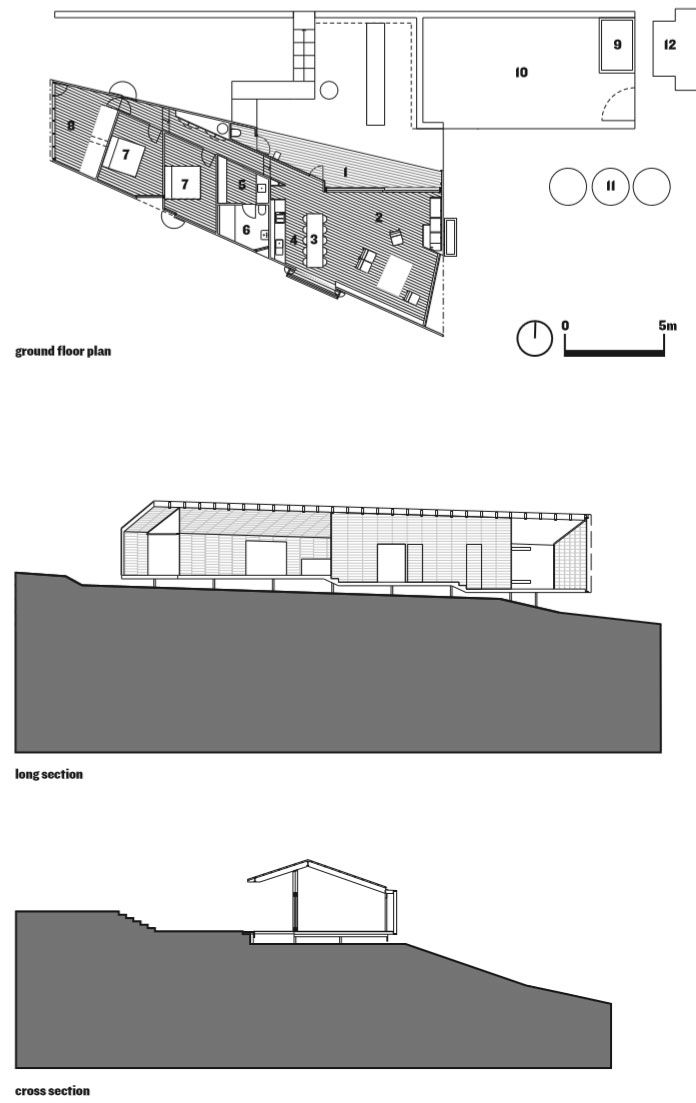 shearers quarters bruny island plans - Buscar con Google