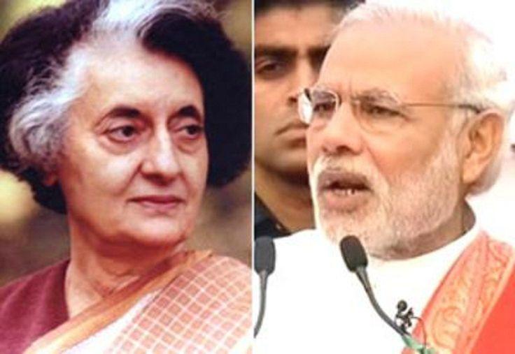 इंदिरा गांधी के गलत निर्णय Indira erroneous decision