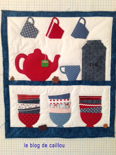 17 Best Images About Teacup Amp Teapot Quilts On Pinterest