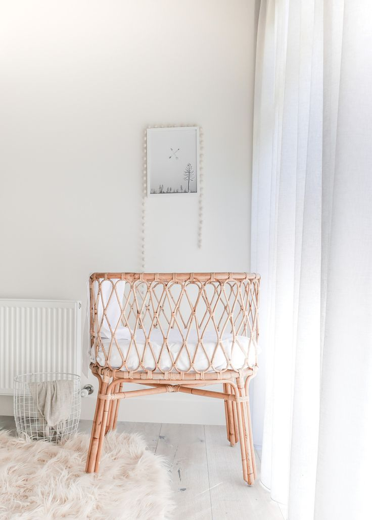 bassinet // nursery // the woodsfolk