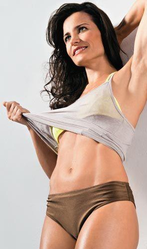 barriga chapada com Yoga - faça em casa