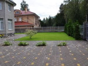 Краснодар-Двор: все для вашего уюта: благоустройство дворов, озеленение, тротуары, бордюры, бетонные работы и не только