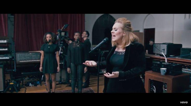 Nuevo adelanto de Adele