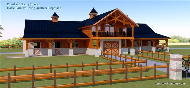 I love love this look for my boarding stable | Barn ...
