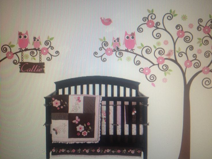 Owl Baby Room theme - Interior House Paint Ideas Check more at http://www.chulaniphotography.com/owl-baby-room-theme/
