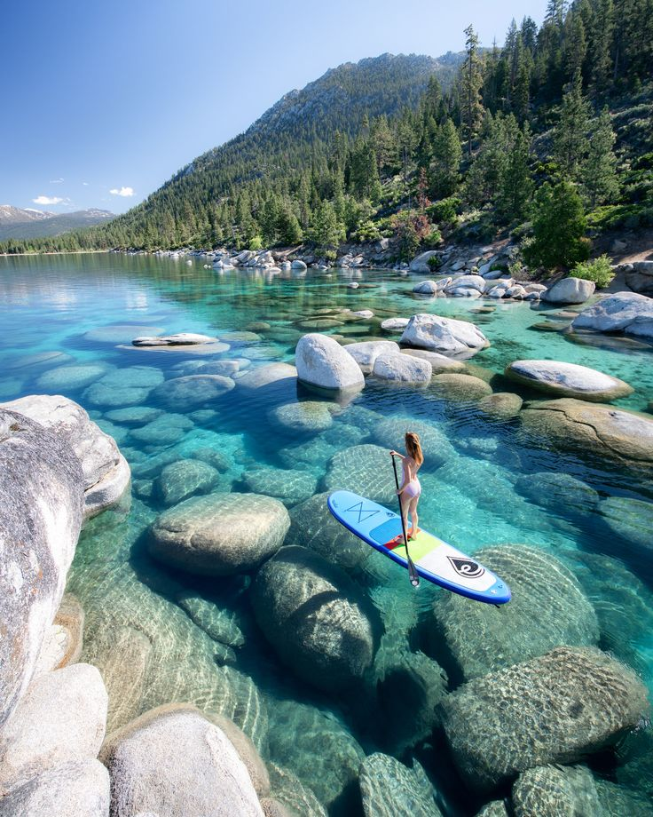 72 Perfect Hours In Lake Tahoe