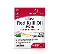 Vitabiotics -  Ultra Red Krill