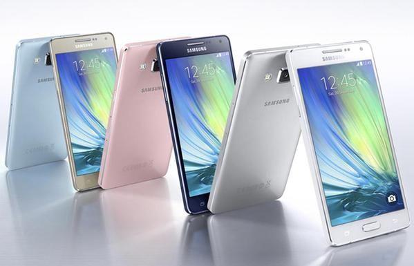 Samsung Galaxy A9 podría tener una pantalla de 6 pulgadas