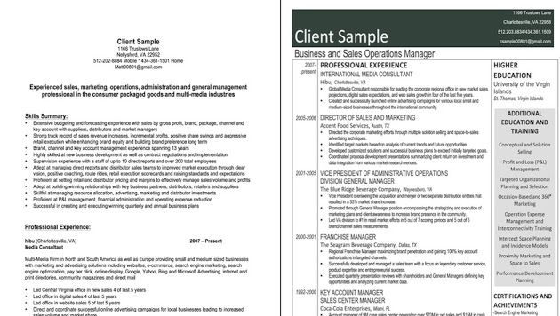 17 Best images about Resume DeZign Studio on Pinterest The muse - higher education resume samples