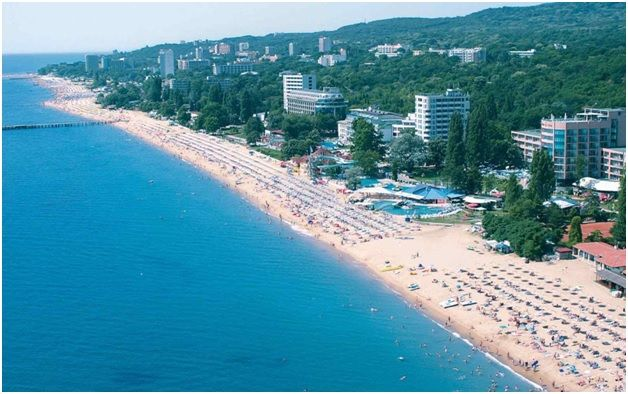 Vacanta pe plaja Sunny Beach | City Break in Bulgaria