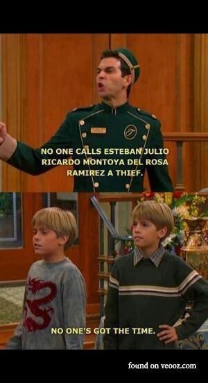 ESTEBAN JULIO RICARDO MONTOYA DEL ROSA RAMIREZ is a thief, see, I've got the…