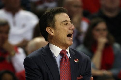 Louisville coach Rick Pitino will be suspended for the first five ACC games in the 2017-18 season for failing to monitor his men's…