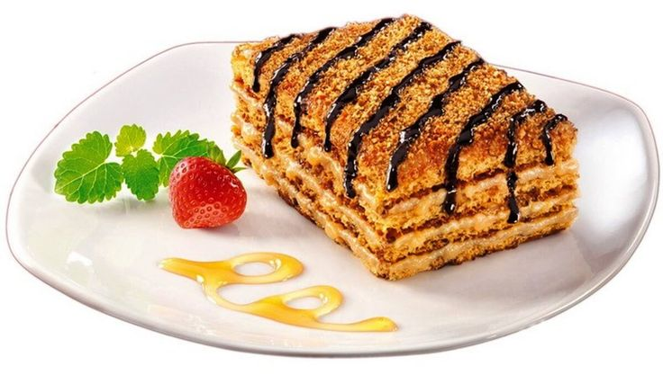 Marlenka honey cake with milk and nuts comes from Armenia. In the past 10 years it has become world-famous and very popular thanks its wonderful taste.
