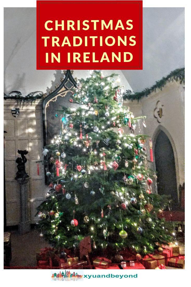 Irish Christmas Traditions.Irish Christmas Traditions Celebrating The Season Of Joy