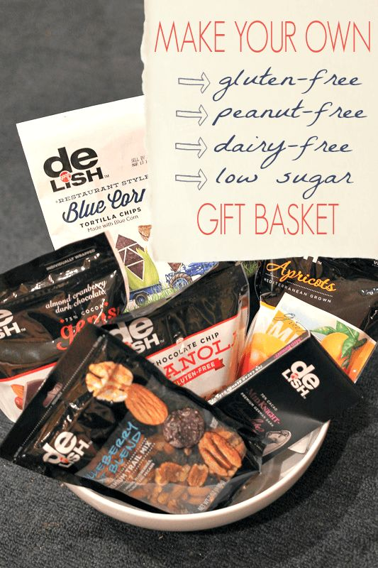 The 25 best gluten free gift baskets ideas on pinterest cupcake how to gift food to people with food sensitivities on a budget too gluten free negle Gallery