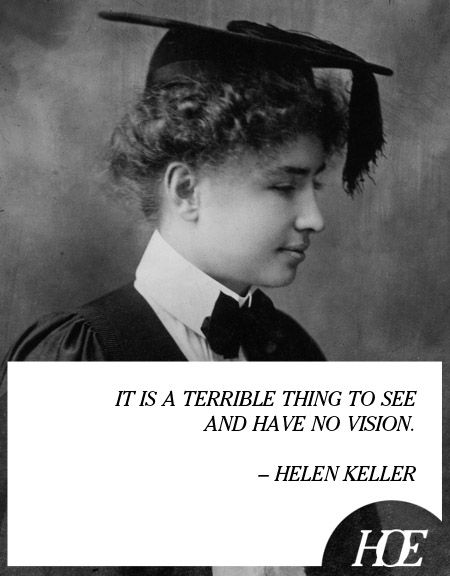 Quote of the Day: Helen Keller