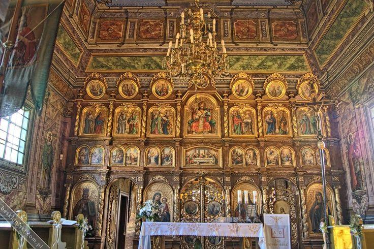 Cerkiew w Kwiatoniu   Beskid Niski #Kwiatoń #cerkiew #BeskidNiski #Poland #Polska