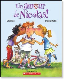 Éditions Scholastic