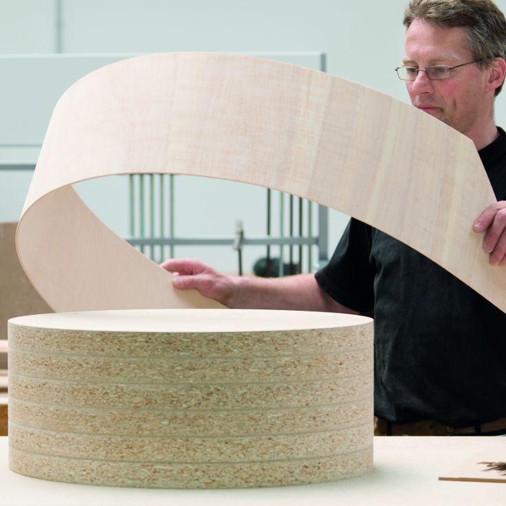 Workshop - Laminating wood