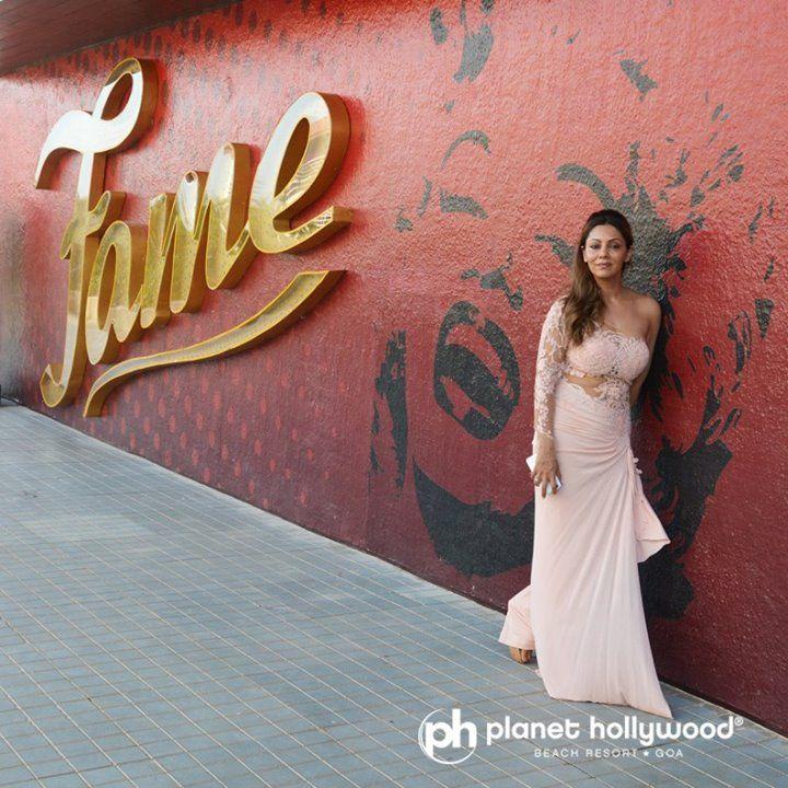 Team Planet Hollywood Goa wishes #GauriKhan Happy Birthday.  www.planethollywoodgoa.com