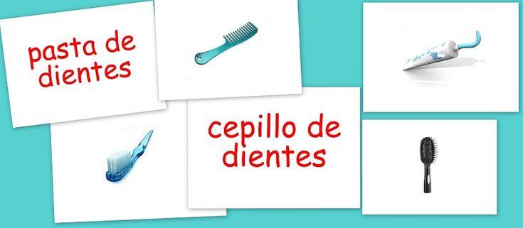 Aseo. Bits de inteligencia: Utensilios que se usan en el aseo personal: Cepillo, Pasta de dientes, Peine, Jabón....Etc Utensilios de aseo. Bits de inteligen ...