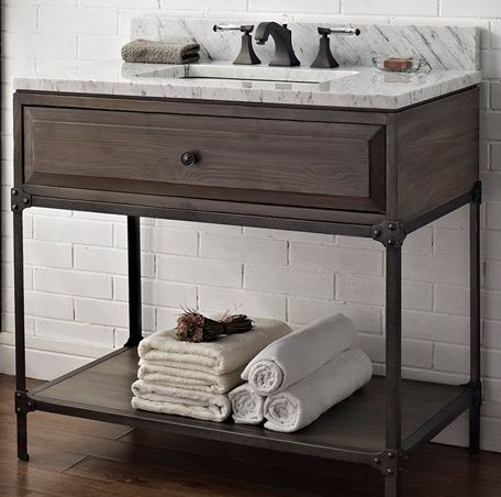 Fairmont Designs Toledo Vanity Masculine And More Rustic
