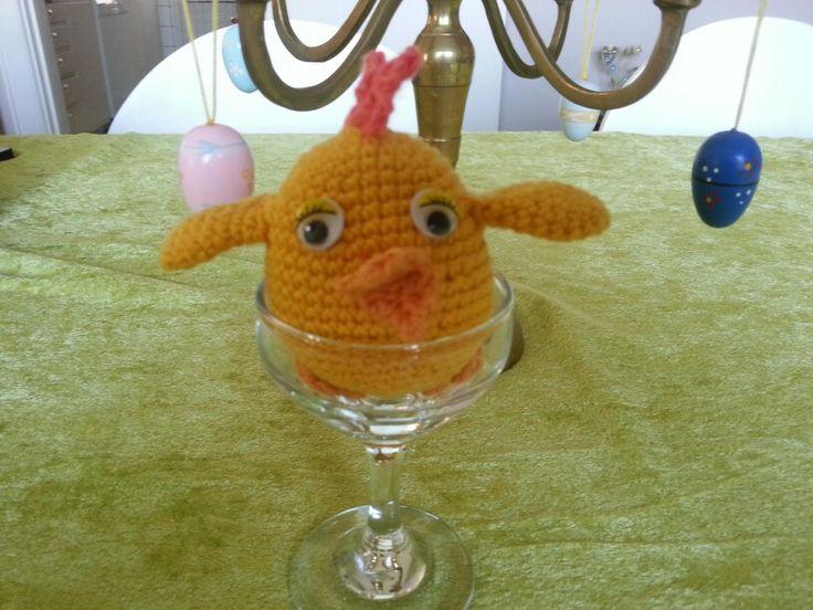 Easter chicken - Dagen derpå påskekylling ;)