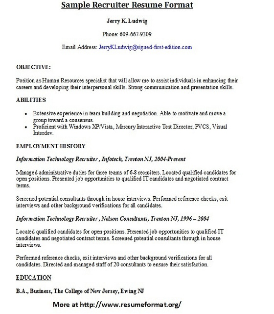 25 best ideas about sle resume cover letter on