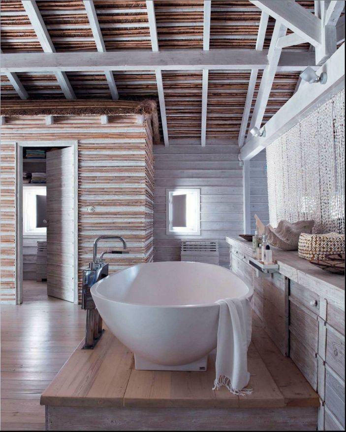 jacques grange-Habitually Chic®: Bathroom Design, Modern Bathroom, Decor Bathroom, Sall Of, Rustic Bathroom, Bathtubs, De Bain, Bathroom Interiors Design, Design Bathroom