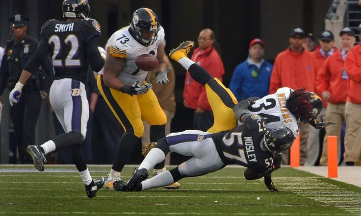 """Steelers' Foster says team wants 5 yards per carry = According to Steelers' guard Ramon Foster, just shooting for 30 points every game isn't enough. He wants to break it down a bit farther, saying they're going to aim for five yards on every single carry. He said:  """"It makes....."""
