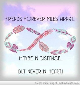Best friends quote! Love you and miss you @Keria Dix