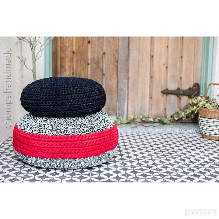 U201cMy New Range Of Crochet Designs Starts With This Amazing Floor Cushions. .  I