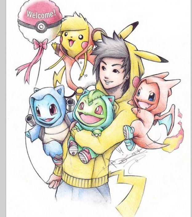 53 best Cute pokemon drawings images on Pinterest