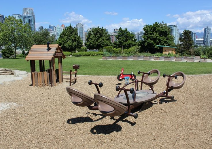 Charleson Park Playground - Vancouver, BC