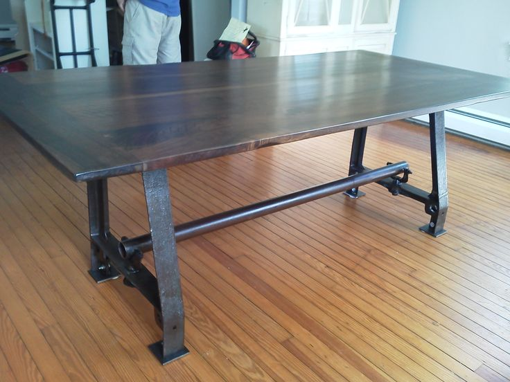 60 best Reclaimed Wood Farm Dining Tables images on Pinterest