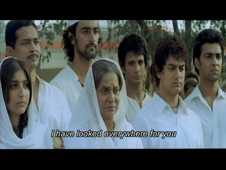 "Watch this mesmerising song ""Luka Chuppi"" in the voice of Lata Mangeshkar & A R Rehman from the movie Rang De Basanti."