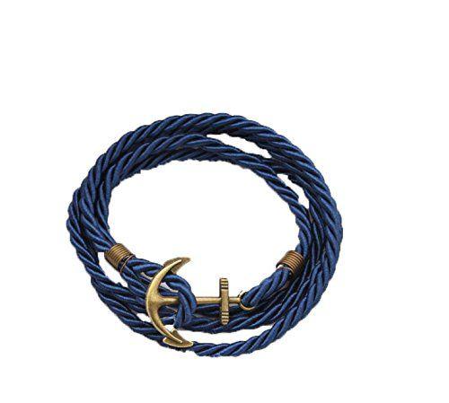 Armband | Armband blau + kostenlose Lieferung | Arm Band | Anker Armband blau | blaues Armband | Accessoire Arm Band | Kette für Herren und Damen - http://schmuckhaus.online/beyond-dreams/armband-armband-blau-kostenlose-lieferung-arm
