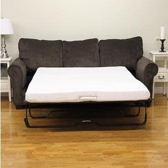Special Offers - Modern Sleep 4-1/2 Sofa Bed Memory Foam Mattress. Replacement Sofa Bed Mattresses. Memory Foam Mattress SALE! This Plush Yet Durable Sofa Bed Mattress Will Give Your Visitors a Comfortable Nights Sleep. (Twin: 72L x 33W x 4.5H) - In stock & Free Shipping. You can save more money! Check It (November 13 2016 at 09:44AM)…