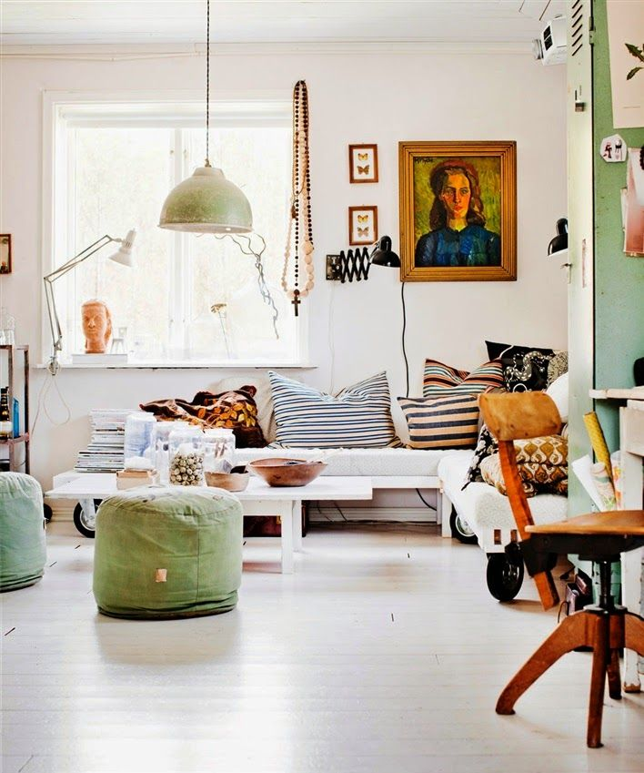 Elegant my scandinavian home The happy home of Johanna Flyckt Gashi