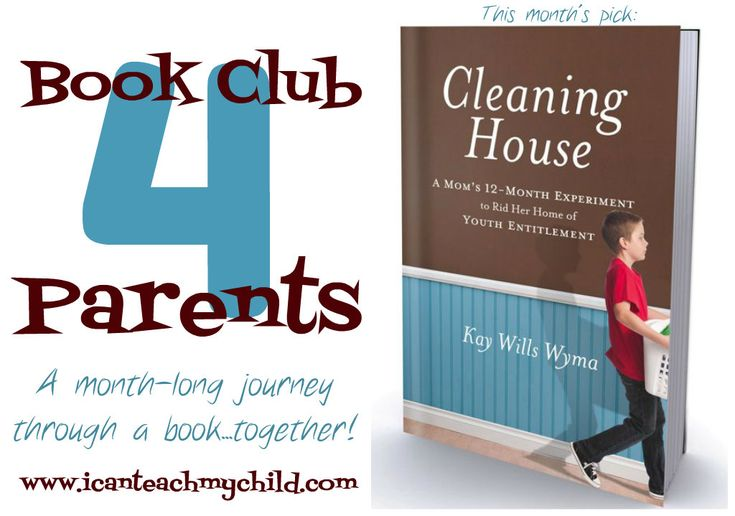 Book Club for Parents:  JOIN US!