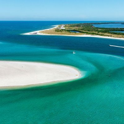 Caladesi Island State Park, Dunedin - The 10 Best Beaches in Florida - Coastal Living