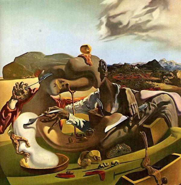 Souvent Les 113 meilleures images du tableau Salvador Dali sur Pinterest  BU37