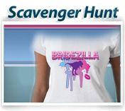 scavenger hunt bachelorette checklist 99   Bachelorette Scavenger Hunt Checklist