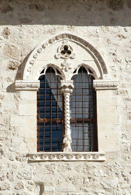 Bifora all'Abbazia di Sant'Eutizio