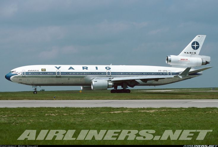McDonnell Douglas MD-11 - Varig | Aviation Photo #4131351 | Airliners.net