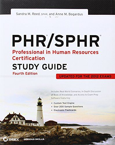 13 best business human resources images on pinterest resource phr sphr professional in human resources certification study guide fandeluxe Gallery